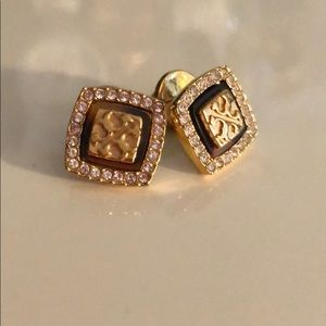 Tory Burch | stud earrings | gently used